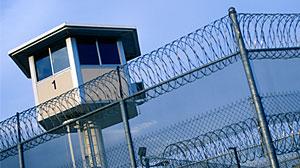 Photo: escaping prison