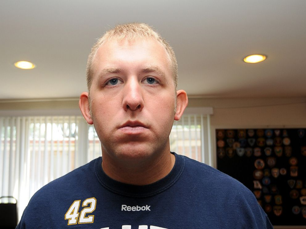 Evidence Photos Show Officer Darren Wilson Following Fatal ...