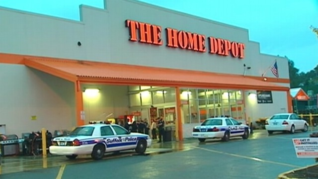 VIDEO: A second Home Depot store on Long Island was evacuated due to a suspicious package.