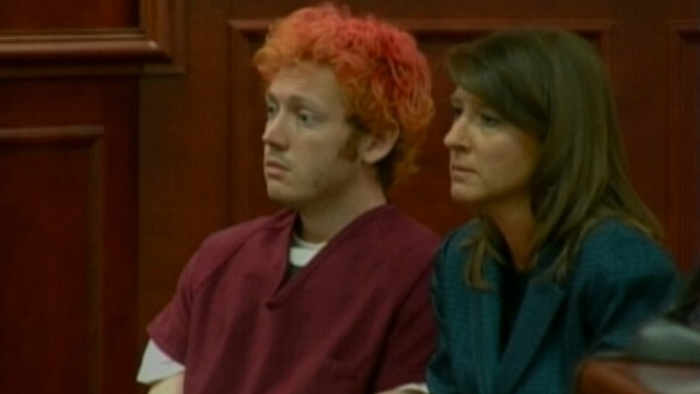 VIDEO: Issue of privilege would be moot if Aurora movie theater shooting suspect pursues insanity defense.