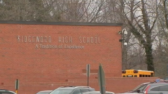 VIDEO: Police tell Ridgewood High School students to erase circulated images or face legal consequences.