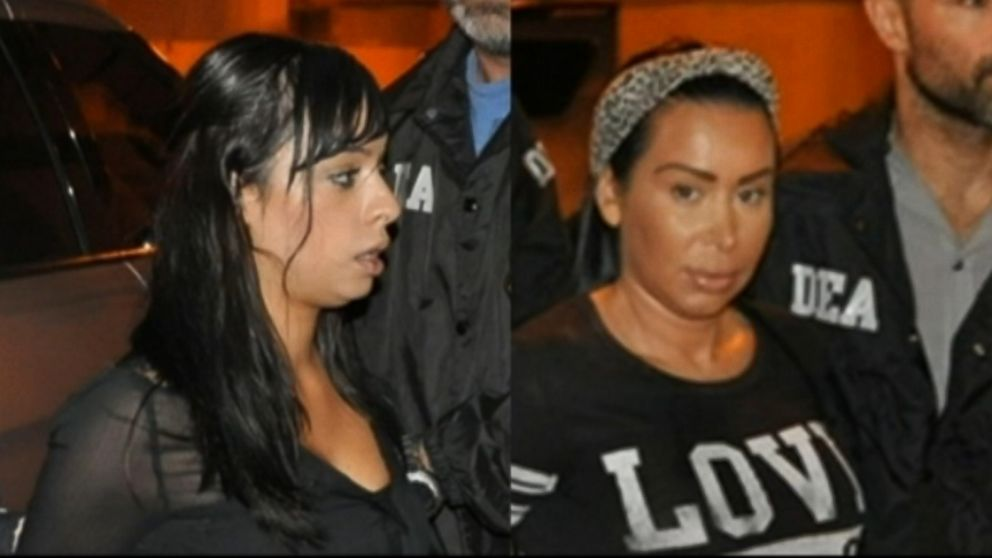 VIDEO: Prosecutors say the women drugged their clients and racked up fraudulent charges on credit cards.