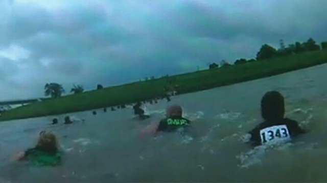 VIDEO: Tony Weathers body was found in a river one day after he competed in the race.