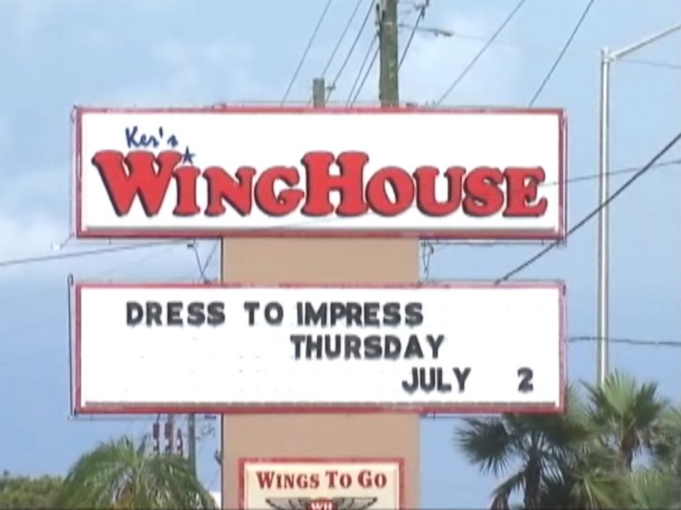 PHOTO: Kari Vanardoy was tipped $1,000 on a $29 bill at WingHouse in Largo, Florida on June 24, 2015.