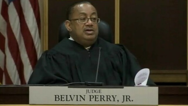 VIDEO: Floridas Ninth Judicial Circuit Judge Belvin Perry is considering options for a potential court sho