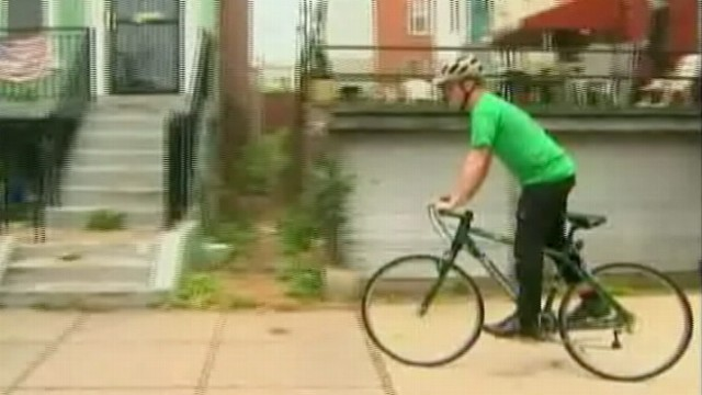 VIDEO: Washington, D.C., man saw his bike posted on Craigslist and stole it back.