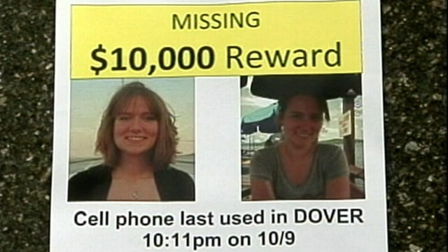 VIDEO: Family, friends distribute fliers as police search Elizabeth Marriotts computer, cellphone records.