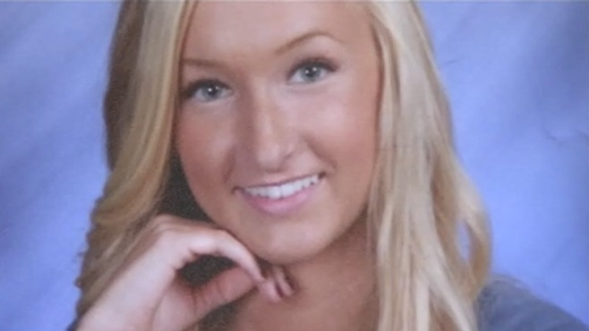 VIDEO: Sarah Townsend, 18, was last seen leaving her Pennsylvania home for school.