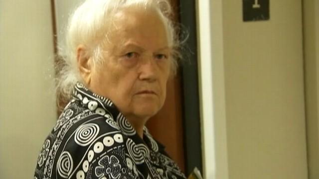 VIDEO: Bernadine Jones says shes being harassed by her elderly Georgia neighbor.