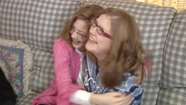 VIDEO: North Carolina girl helps best friends family pay heart transplant bills.