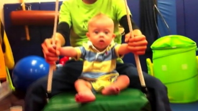 VIDEO: Noahsdad.com chronicles raising a child with Down syndrome.