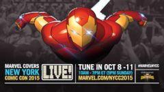 LIVE STREAM: Marvel NYCC
