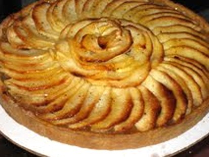 PHOTO An apple tart is shown in this file photo.