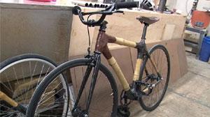Photo: Bamboo Bike