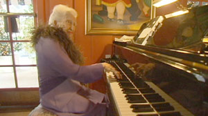 Gertrude Matthews is still the life of the party at 101 Years-Old