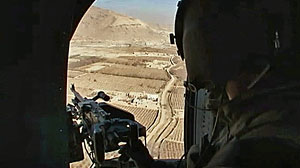 Photo: Remote Afghan Base Faces Nonstop Battle: In Kunar Province Along Pakistan Border, Soldiers at Camp Joyce See Constant Enemy Fire