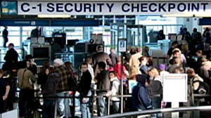 Photo: Newark Airport security breach