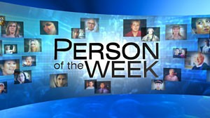 Photo: World News Person of the Week