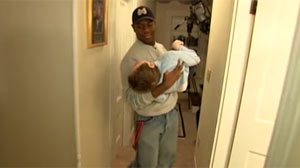 PHOTO Rudy Favard Is Big Brother to Disabled Boy