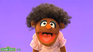 PHOTO This anthem about hair, from Sesame Street, has gone viral with more than a quarter million hits on YouTube.