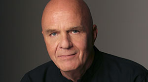 Photo: Author and self-help guru Dr. Wayne Dyer
