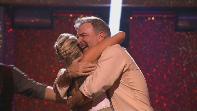 Bill Engvall and Emma Slater Booted From DWTS