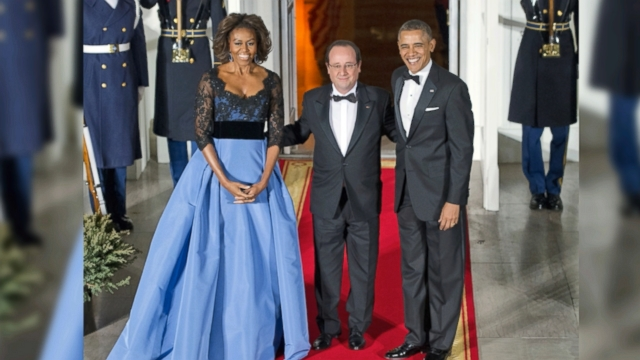 Glitz and Glamour at the 2014 State Dinner