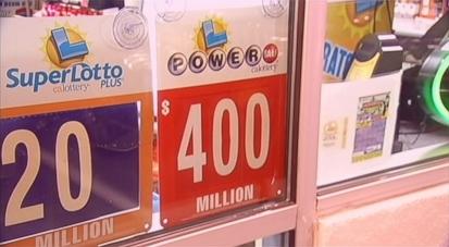Winning $425M Powerball Ticket Sold in California