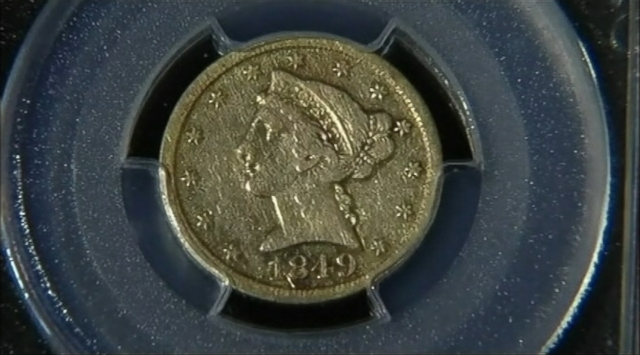 $10M Gold-Coin Surprise Uncovered in Calif.