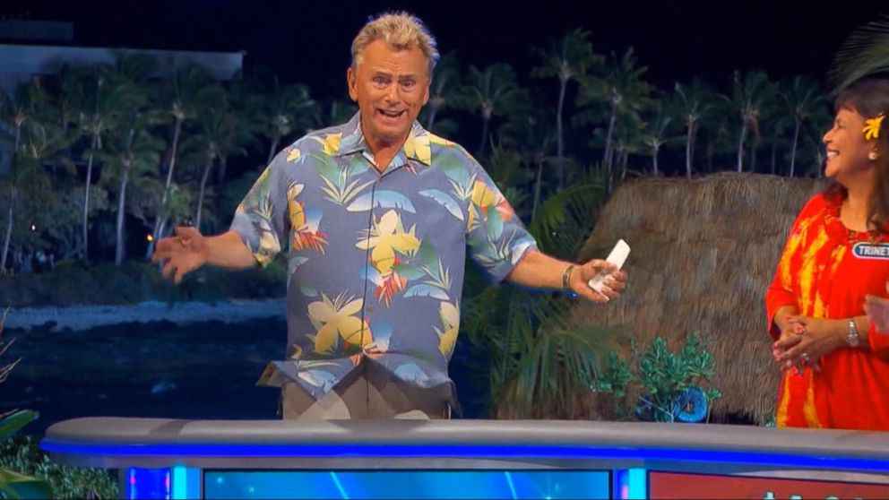 The Oakland Home Of Patrick Printy: Pat Sajak Loses His Cool On 'Wheel Of Fortune' Video