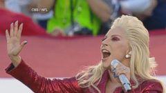VIDEO: Lady Gaga Sings the National Anthem at Super Bowl 50
