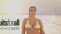 Sports Illustrated Ad Features Plus- Size Models