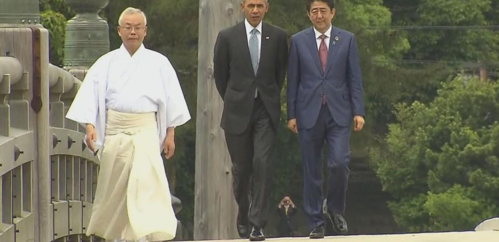 VIDEO: Obama Attends G-7 Summit