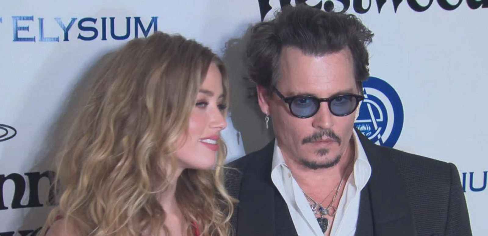 VIDEO: Amber Heard and Johnny Depp are Calling it Quits