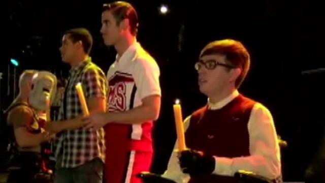 Glee Addresses Gun Violence With School Shooting