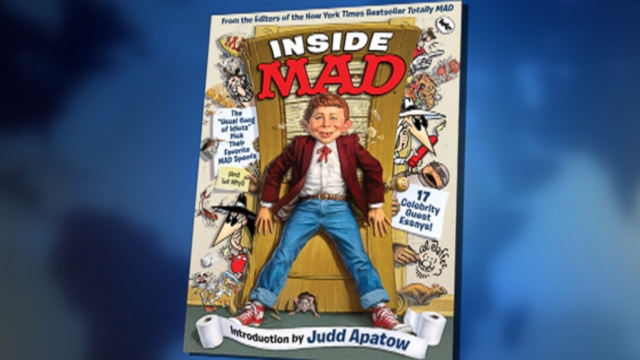 Behind the Scenes at MAD Magazine