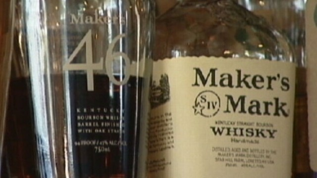 VIDEO: Producer responds to public demand not to dilute whiskey.