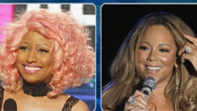 Mariah Carey Unhappy with Minaj Joining Idol?