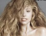 Lady Gaga Bares It All