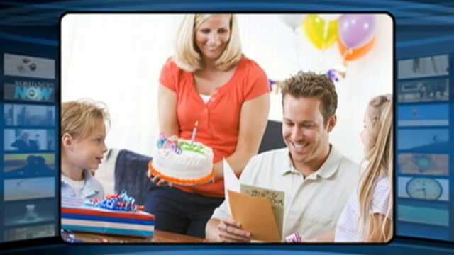 VIDEO: The Internet age may be making traditional birthday wishes obsolete.