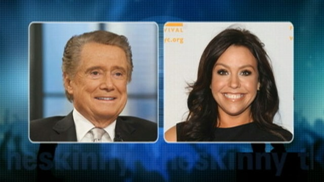 VIDEO: Regis Philbin will appear on The Rachael Ray Show.