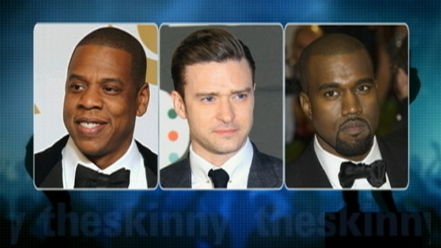 "VIDEO: Justin Timberlakes change to ""Suit and Tie"" lyrics was seen as a diss to one of his critics, Kanye West."