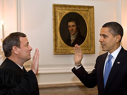 VIDEO: Faith in Chief Justice Roberts