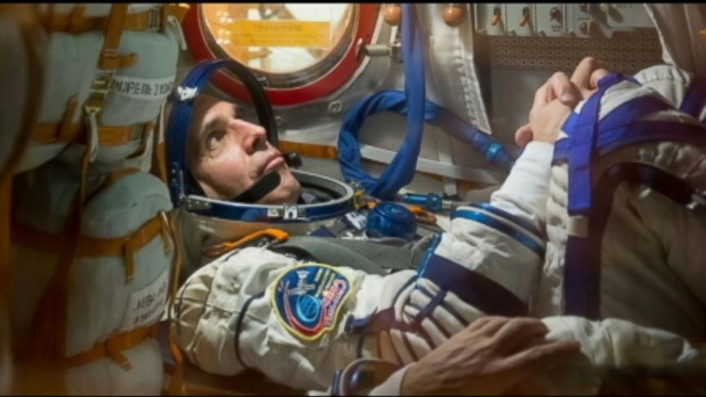VIDEO: Nail-Biting Space Walk Mission Scheduled For Monday