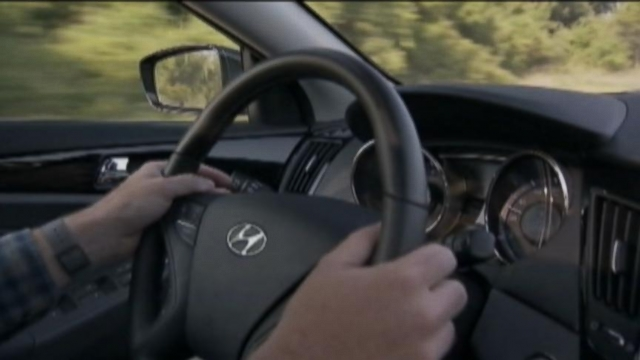 VIDEO: Cars that are able to communicate with one another could save thousands of lives.