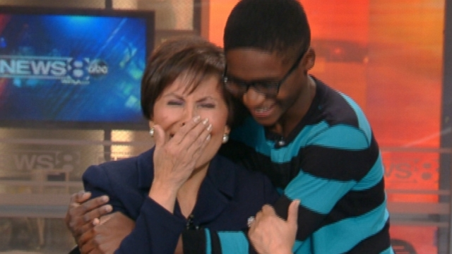 VIDEO: Gloria Campos and Her Mission to Help Children in Foster Care