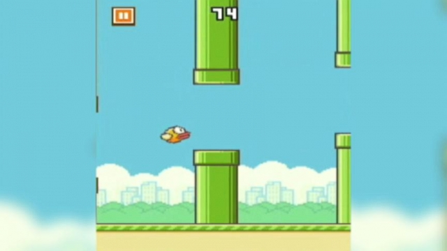 The Flap Over Flappy Bird