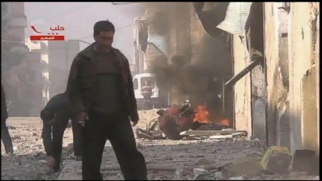 Syria Deadlock