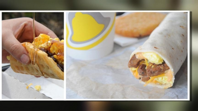 VIDEO: Taco Bell Set to Go Head to Head With McDonalds at Breakfast