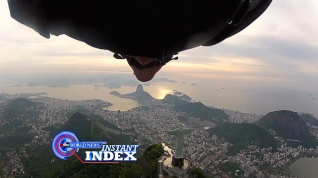 VIDEO: Instant Index: Astonishing Feats in the Air, on Water and in Snow.